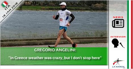 """GREGORIO ANGELINI: """"in Grecia meteo impazzito, ma non mi fermo qui"""""""