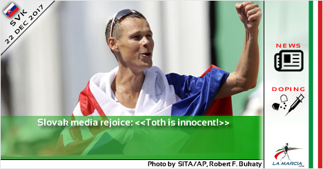 """I media slovacchi esultano: """"Matej Toth è innocente!"""""""