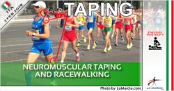 Taping neuromuscolare per gli atleti della marcia