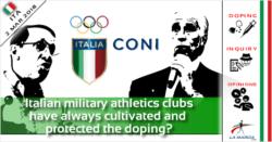 Ma le squadre militari hanno sempre coltivato e protetto il doping?