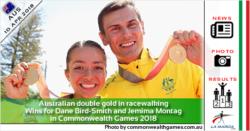 Doppio oro australiano ai Giochi del Commonwealth 2018. Vittorie per Dane Bird-Smith e Jemima Montag